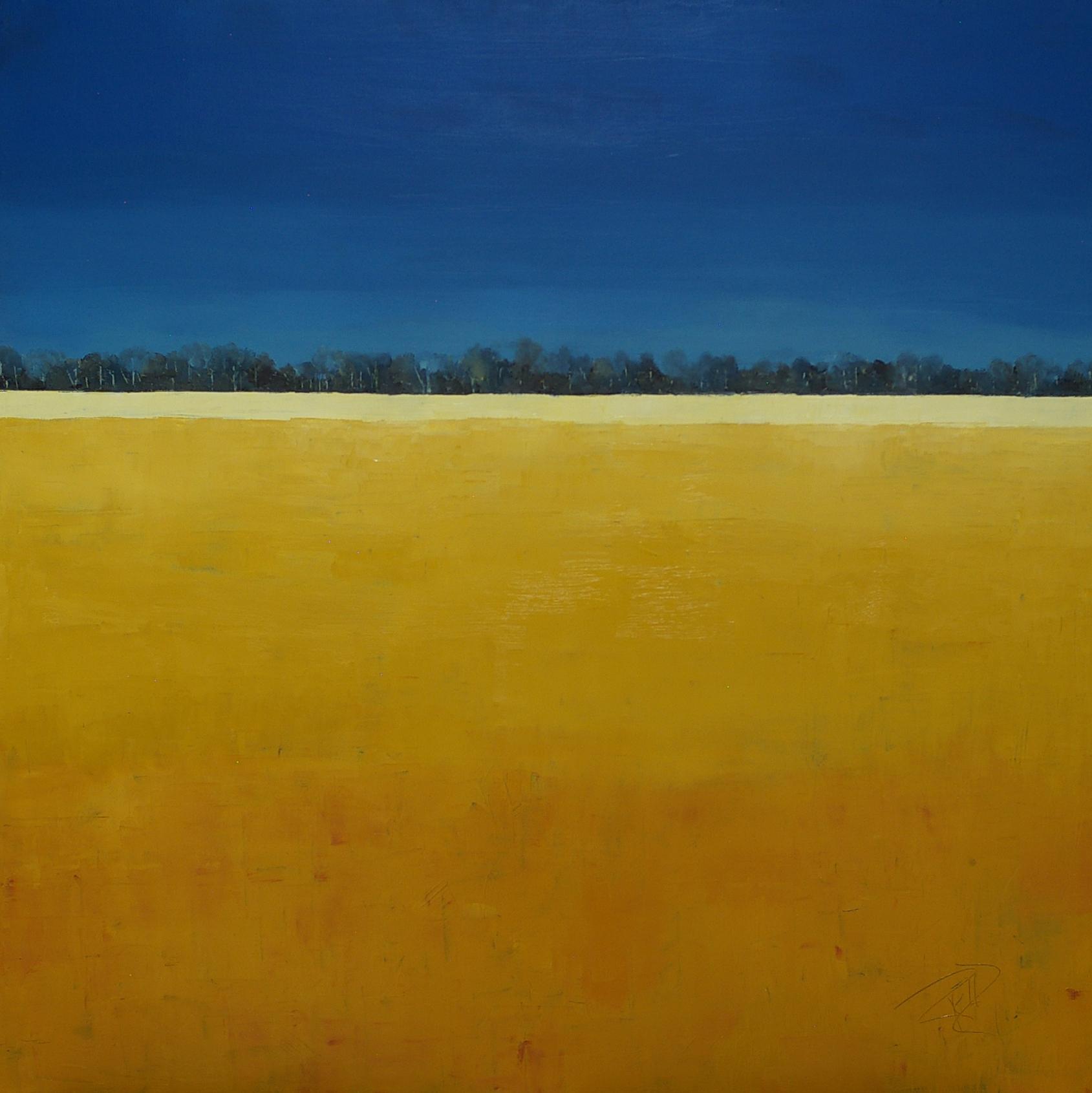 Oil on panel, 40 x 40