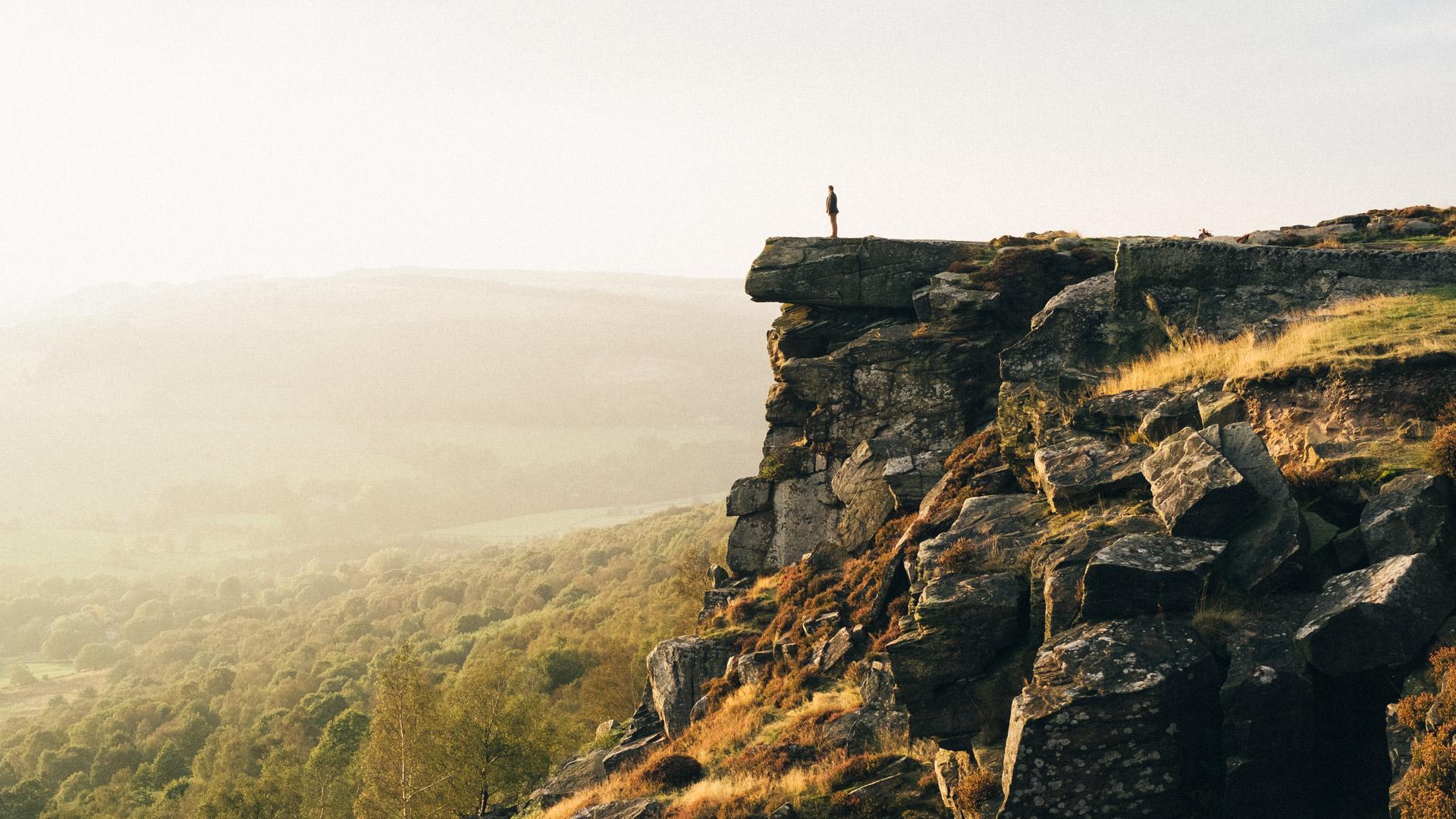 Peak District, Derbyshire, England