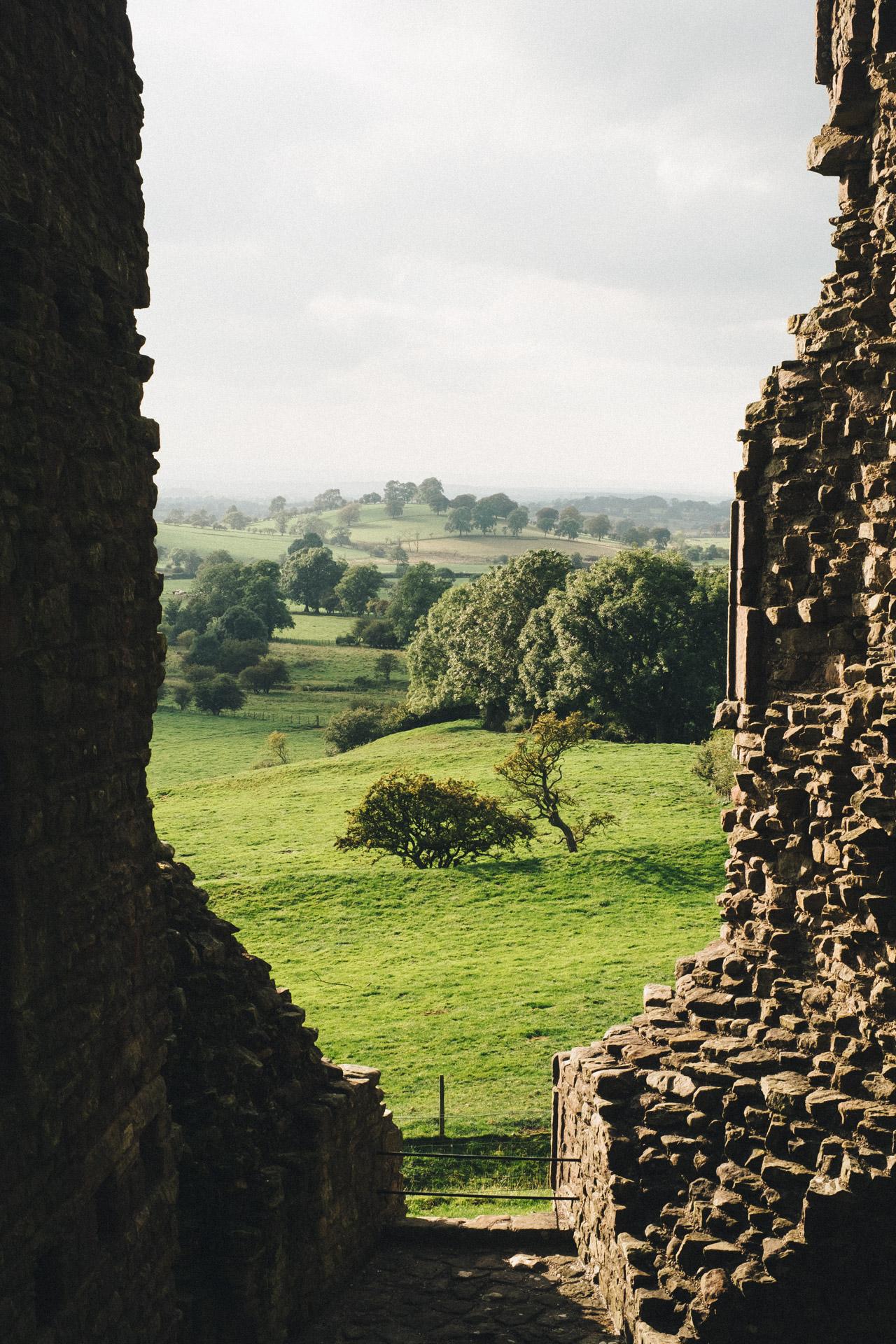 Brough Castle, Cumbria, England