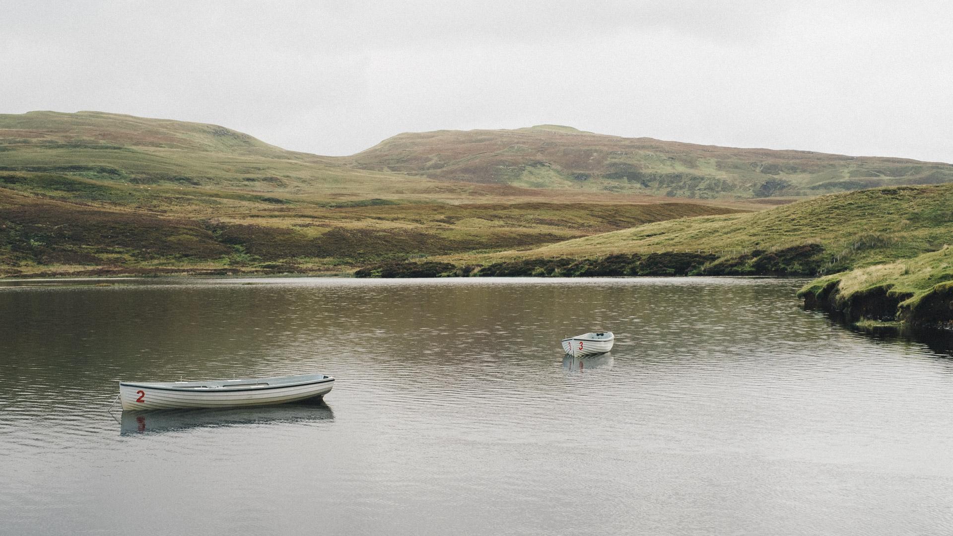 Loch Frada, Isle of Skye, Scotland