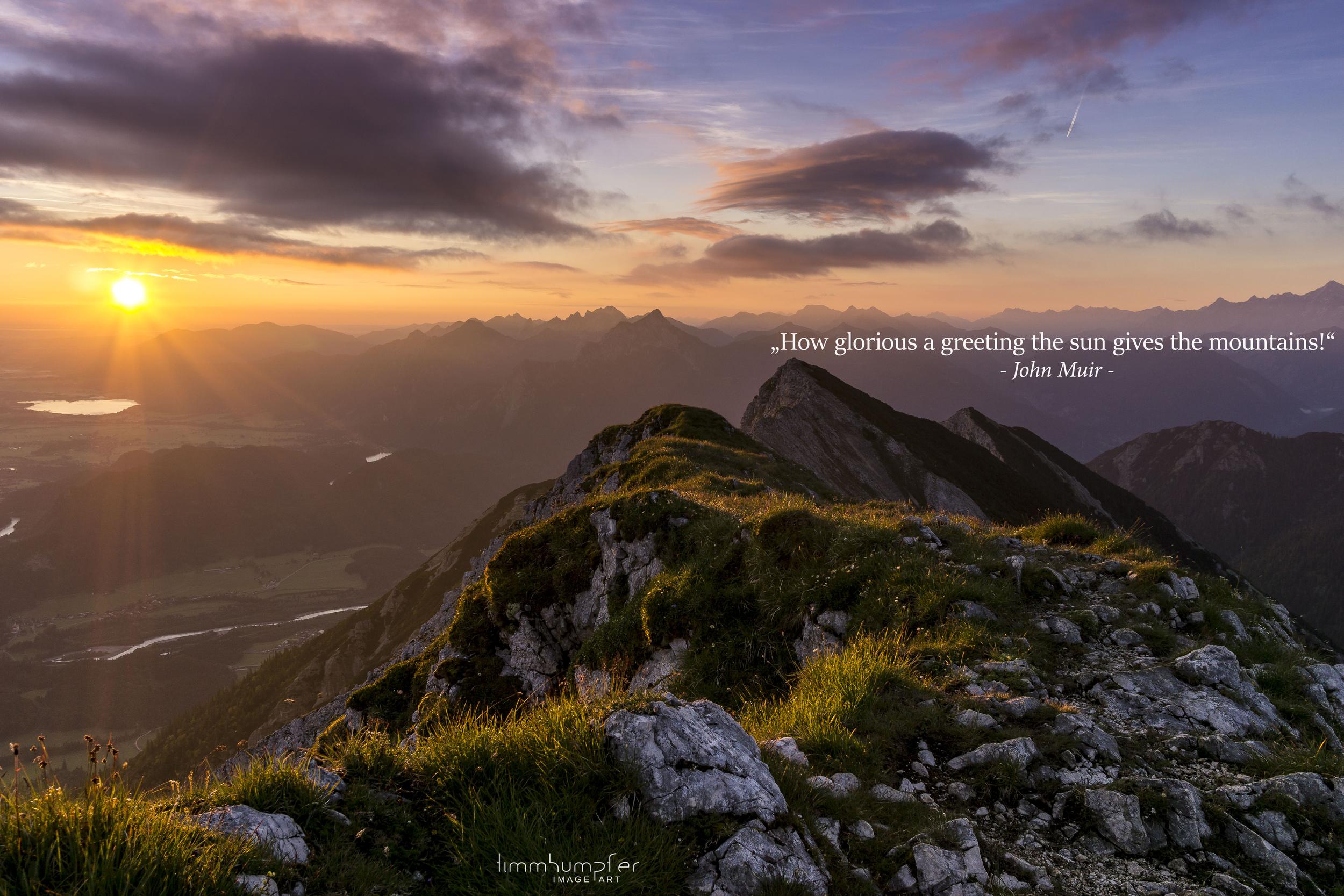 GroßeSchlicke_Sunrise