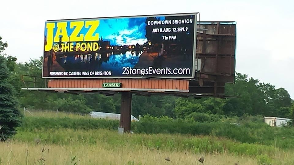 I-96 Billboard
