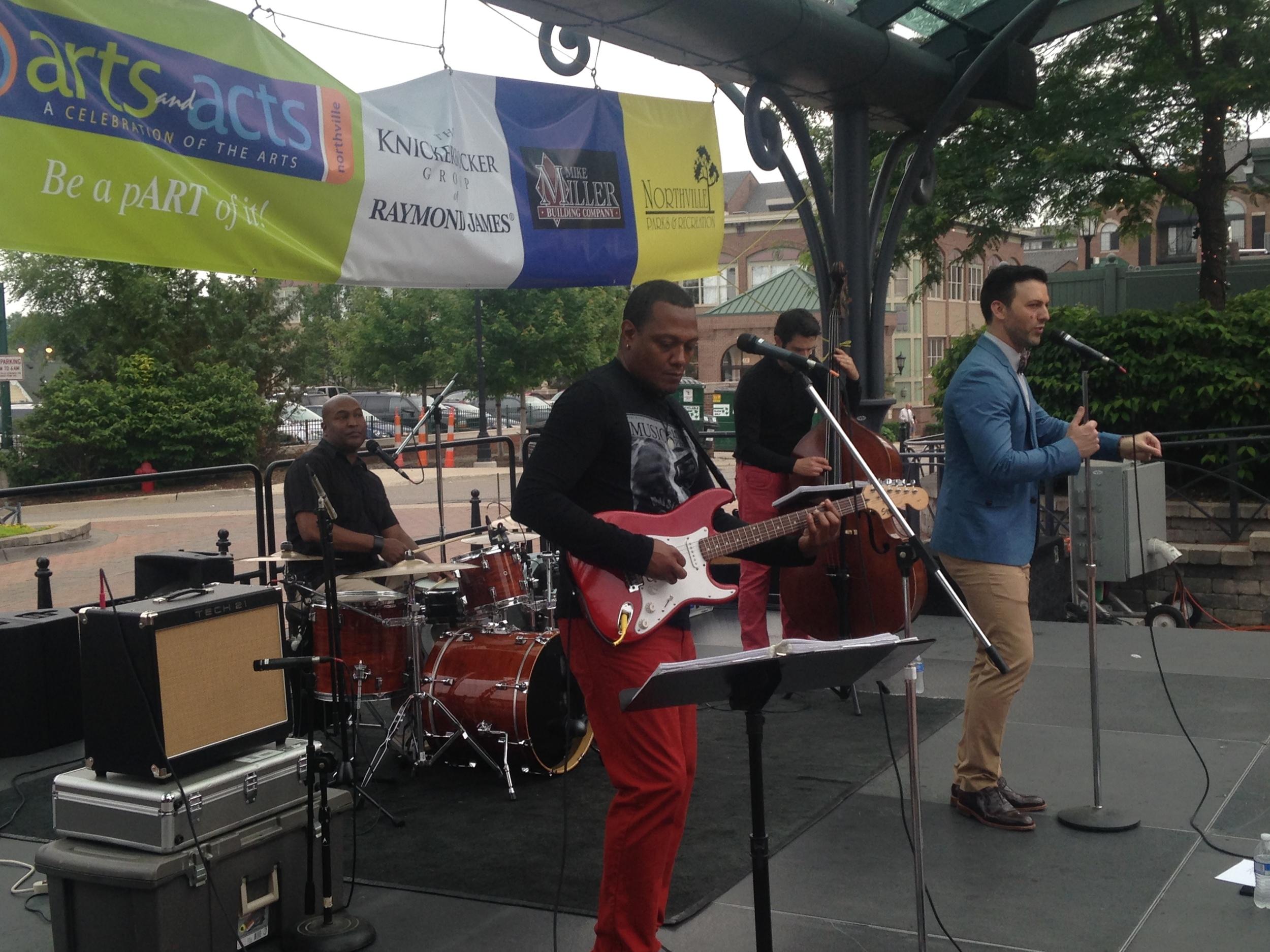 Ben Sharkey Quartet