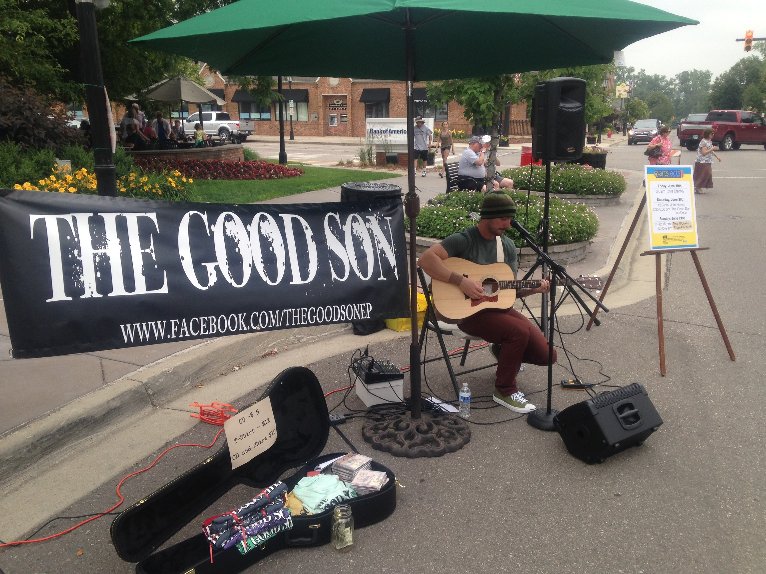 Jon Cervi - The Good Son