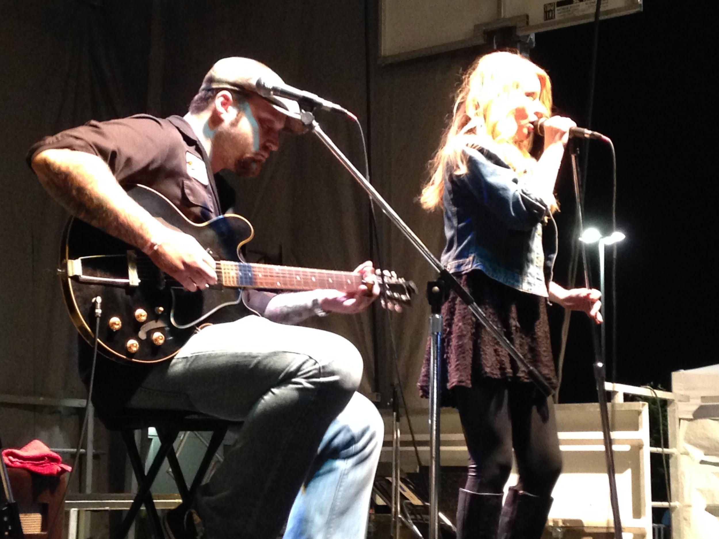 Dylan Dunbar & Jennifer Westwood