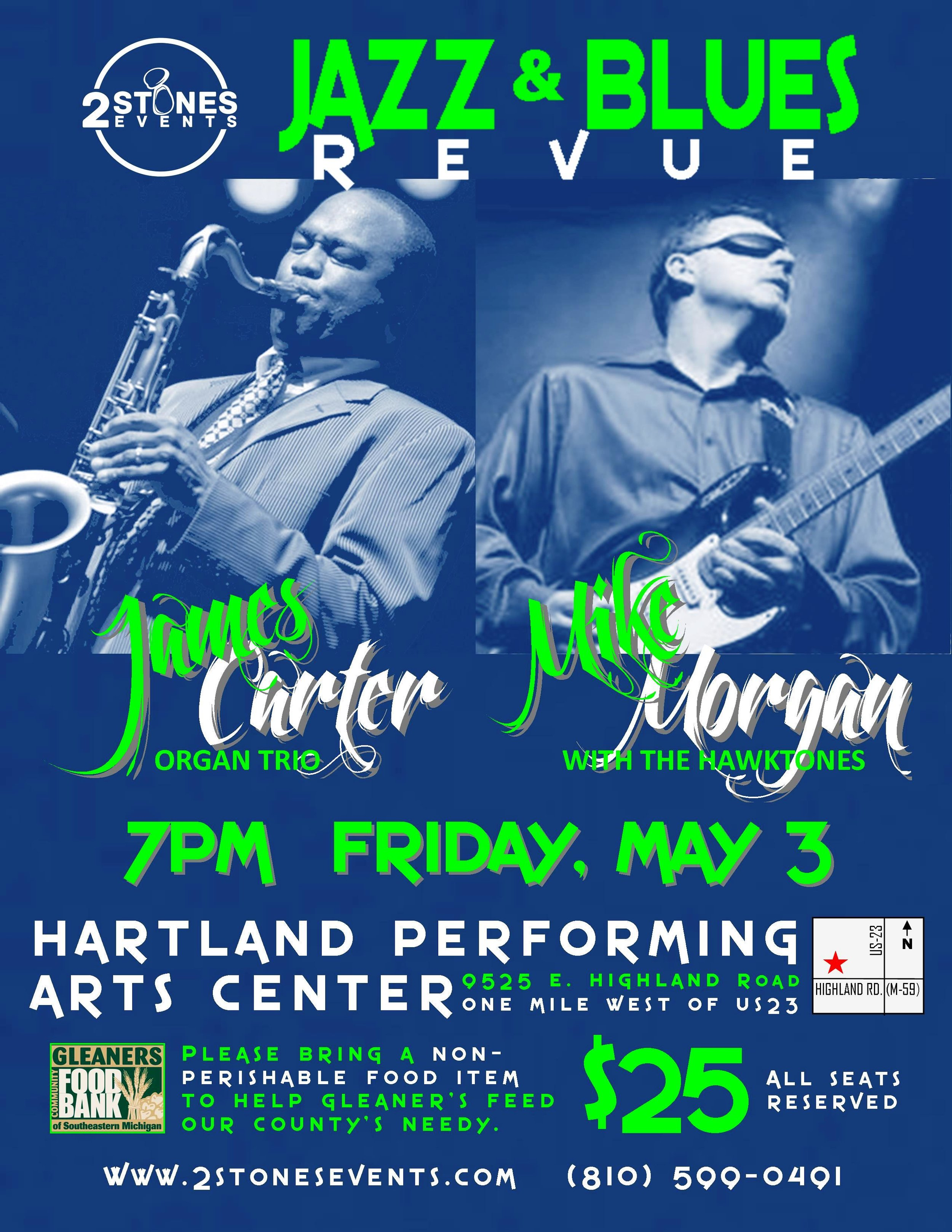 jazz blues revue poster BLUE with Mike Morgan.jpg