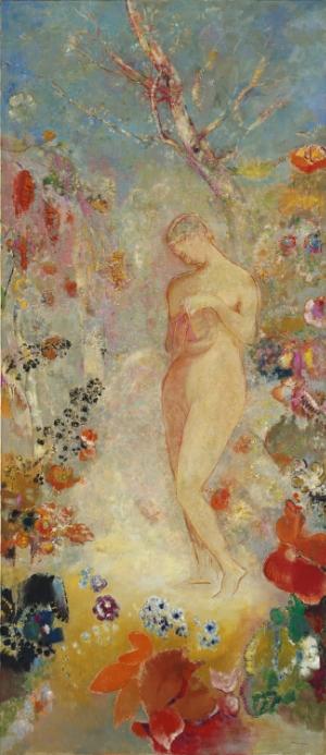 Artist: Odilon Redon ca. 1914