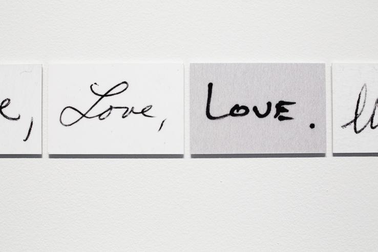 Detail of  Loves, Joel Swanson
