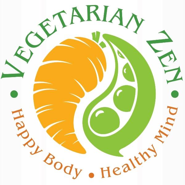 Vegetarian Zen Logo Interview Series