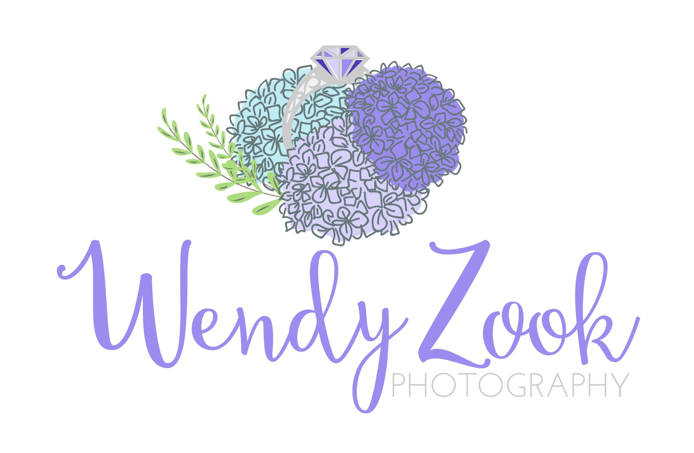 Wendy Zook Photography Logo