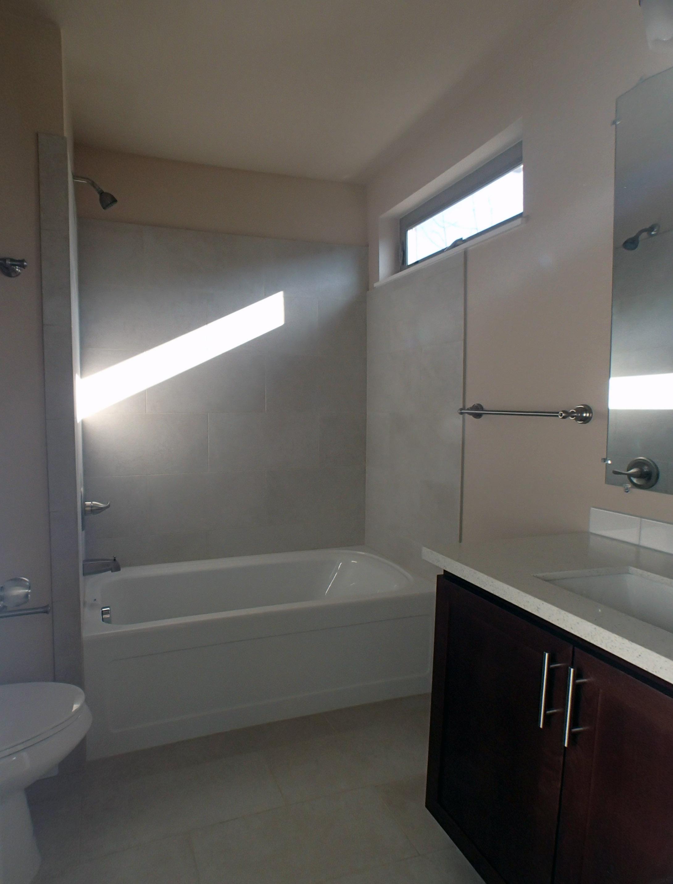 Interior, bathroom