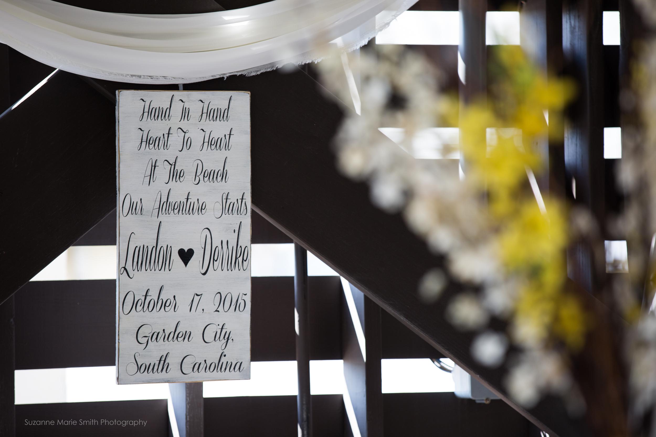 Garden City, SC Wedding