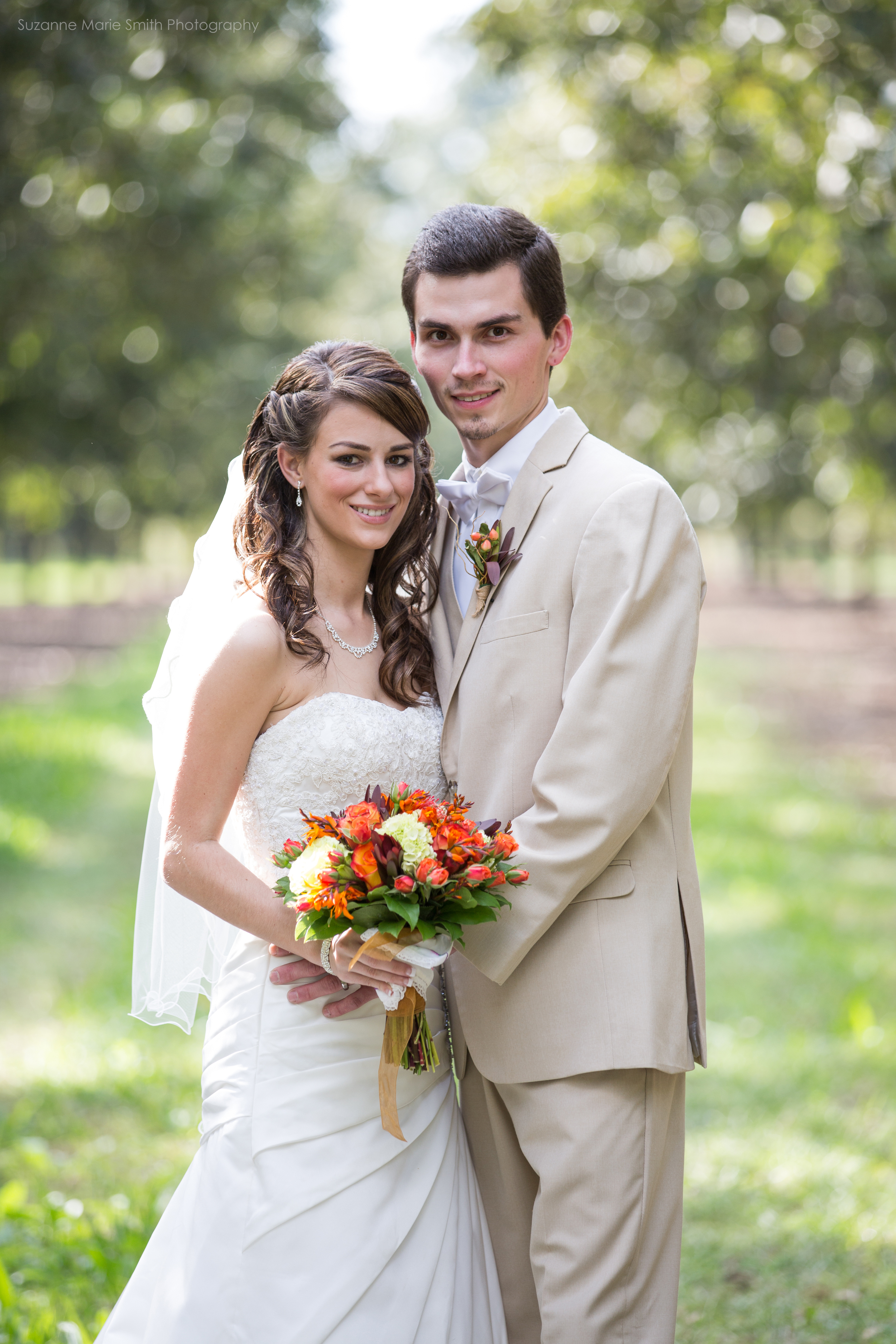 A beautiful couple
