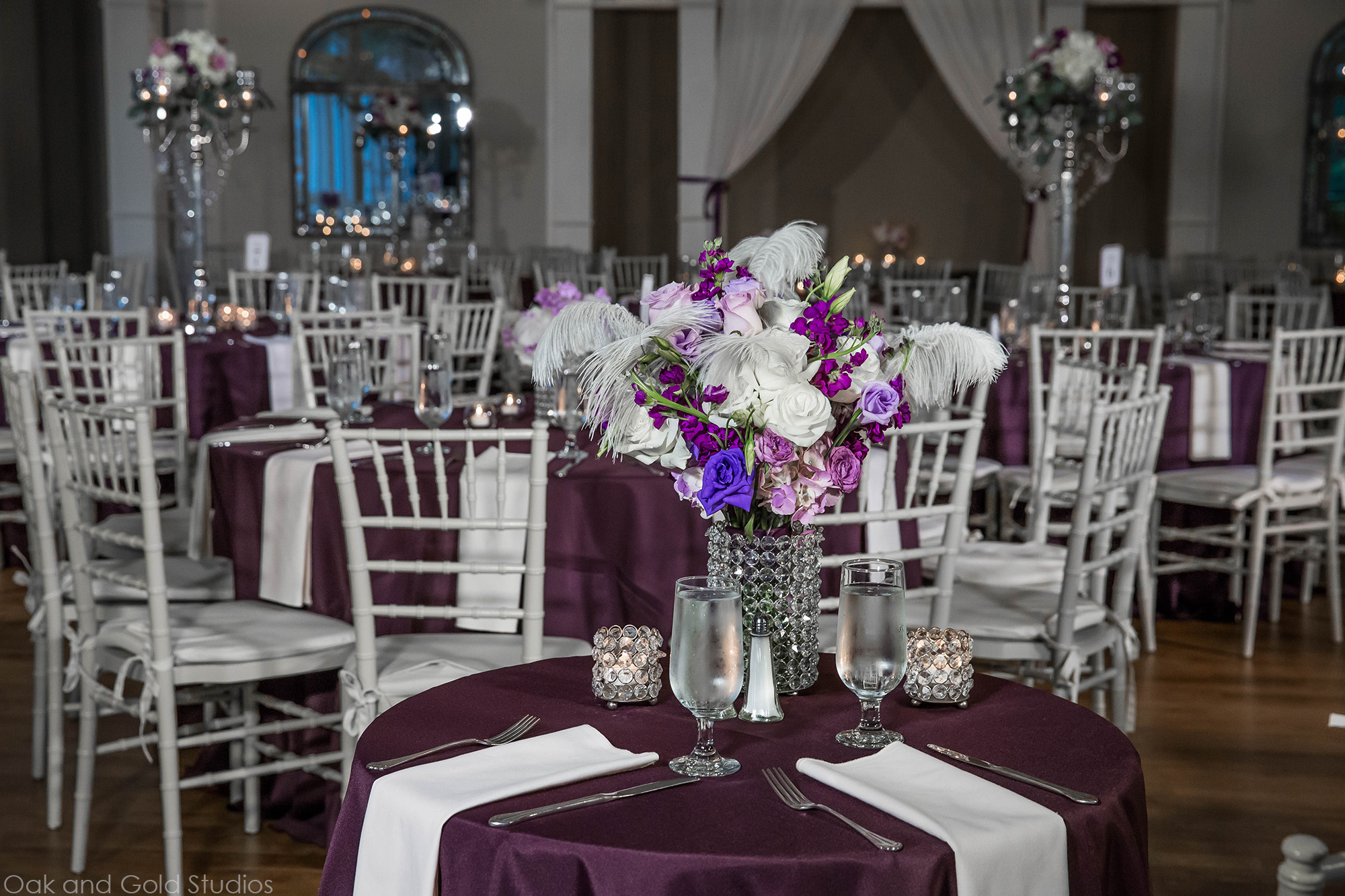 ultra violet wedding decor.jpg