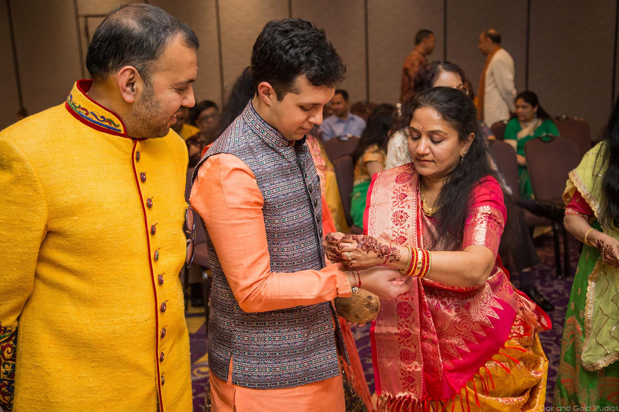 indian_groom_red_bracelet