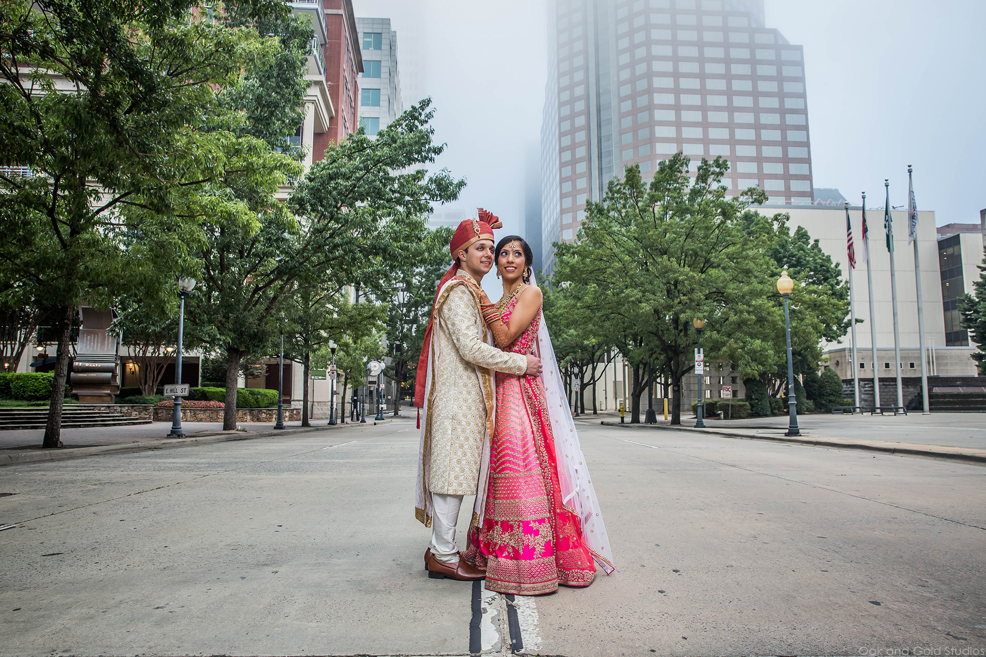 indian_bride_groom_downtown_charlotte