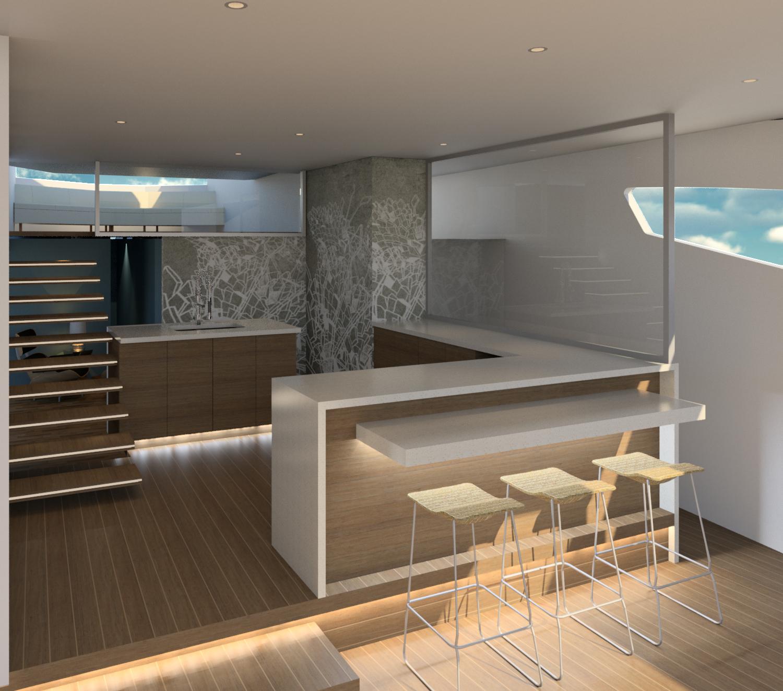 Dive Yacht Concept