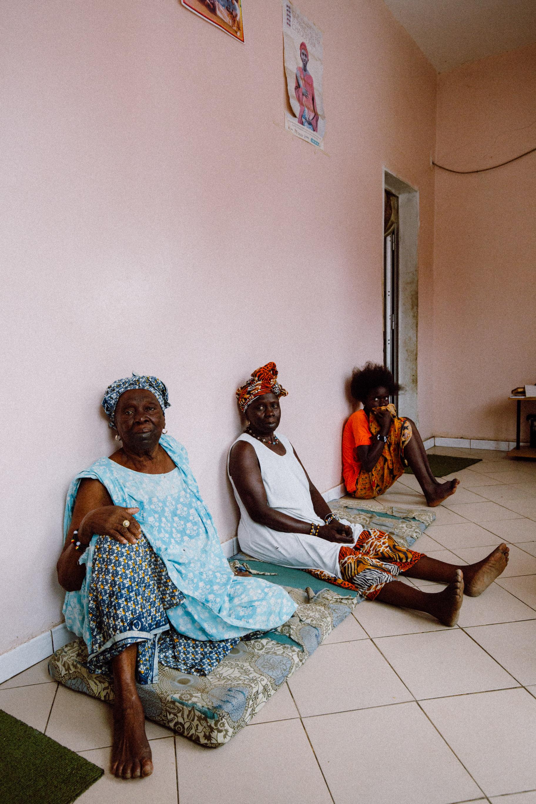 Femmes de Bambougar.