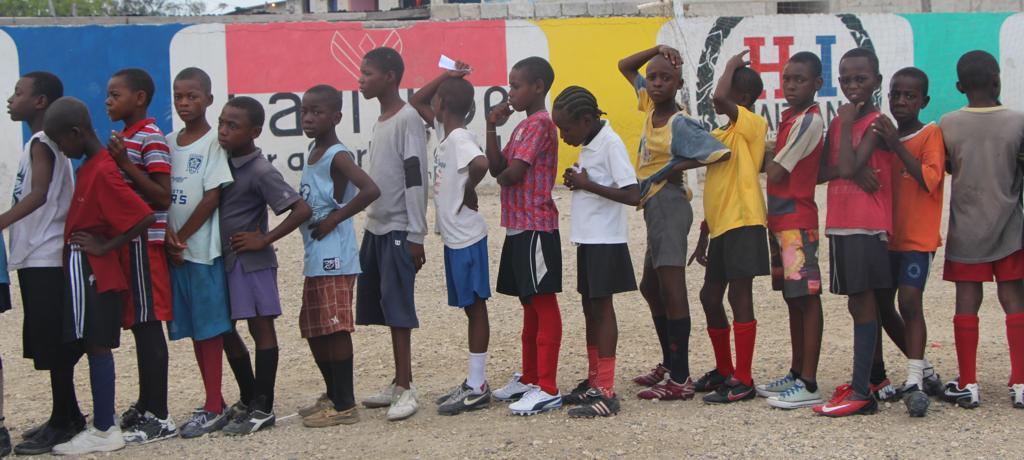Haitian Initiative 2015