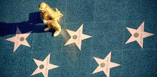 Walk of fame w:gold guy.jpeg