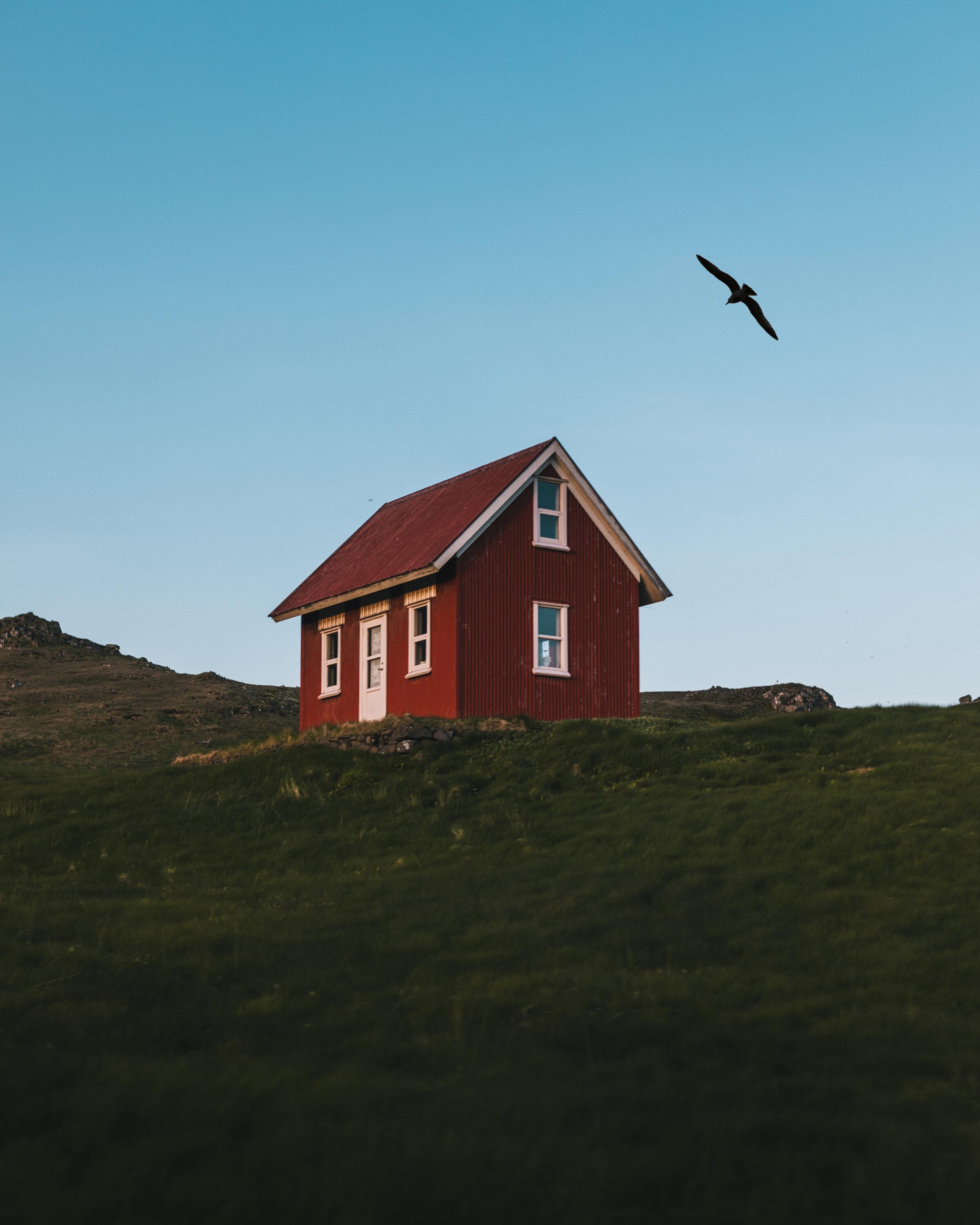 Hvallatur, Iceland