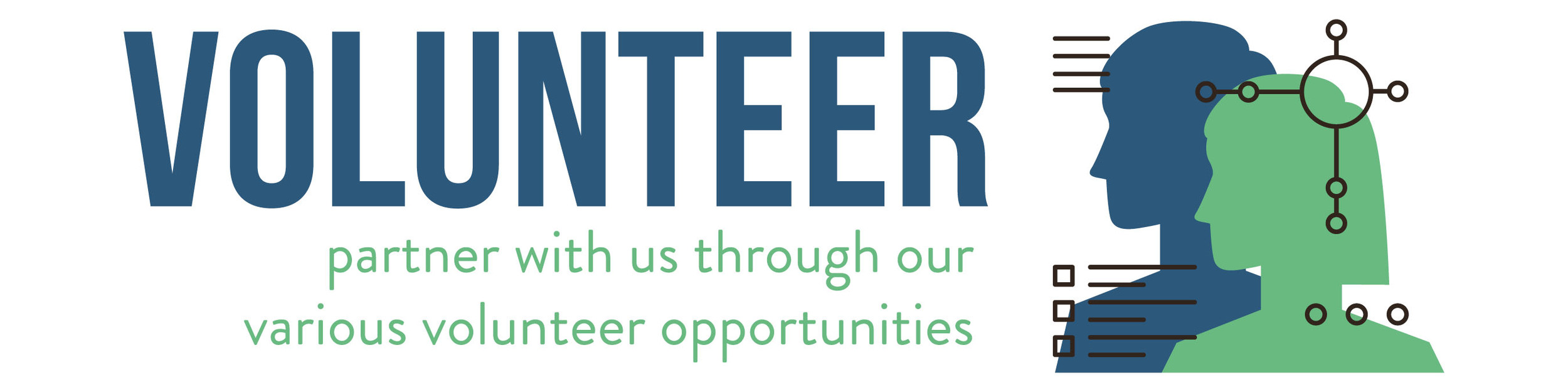 Volunteer Header
