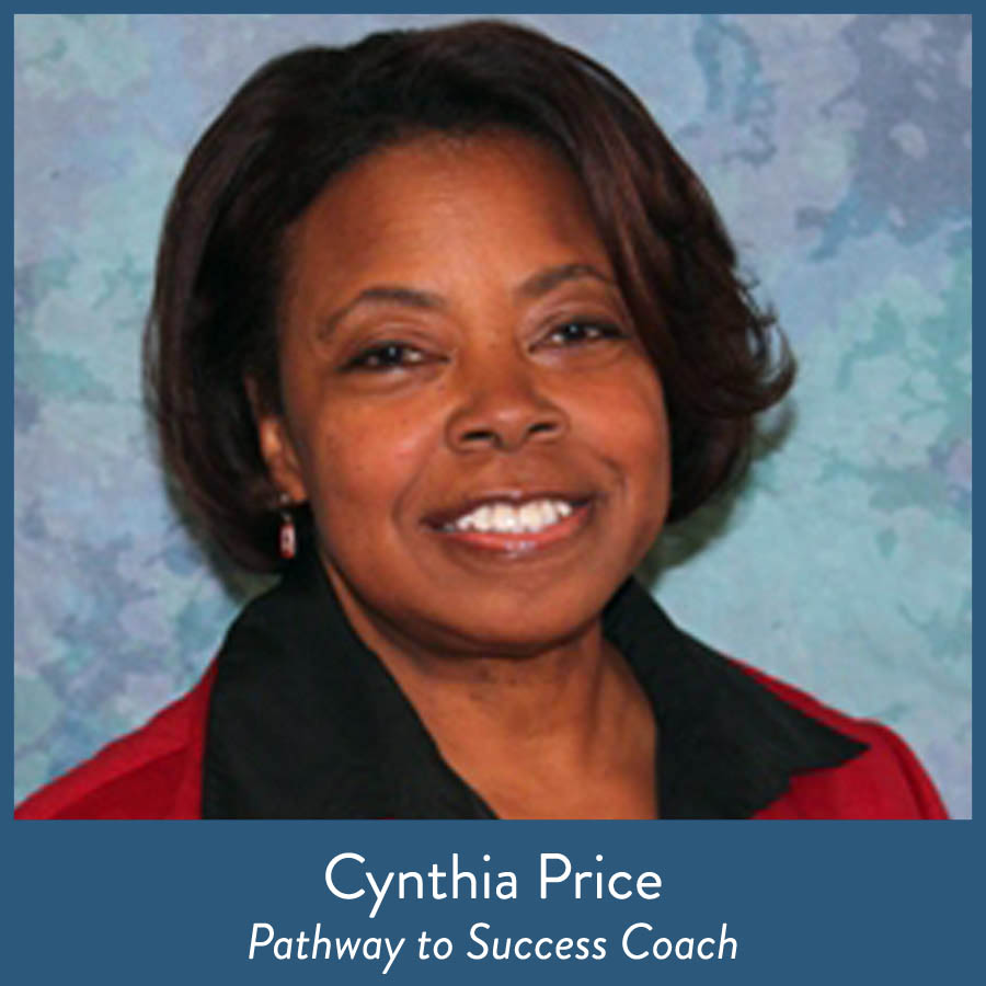 Cynthia Price, Pathway to Success Coach