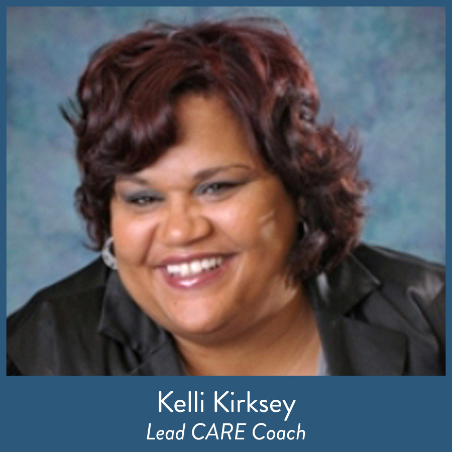Kelli Kirksey, Lead CARE Coach