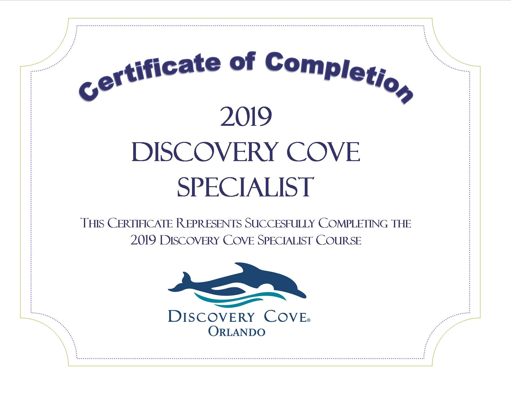 Emily Haile Discovery Cove.jpg