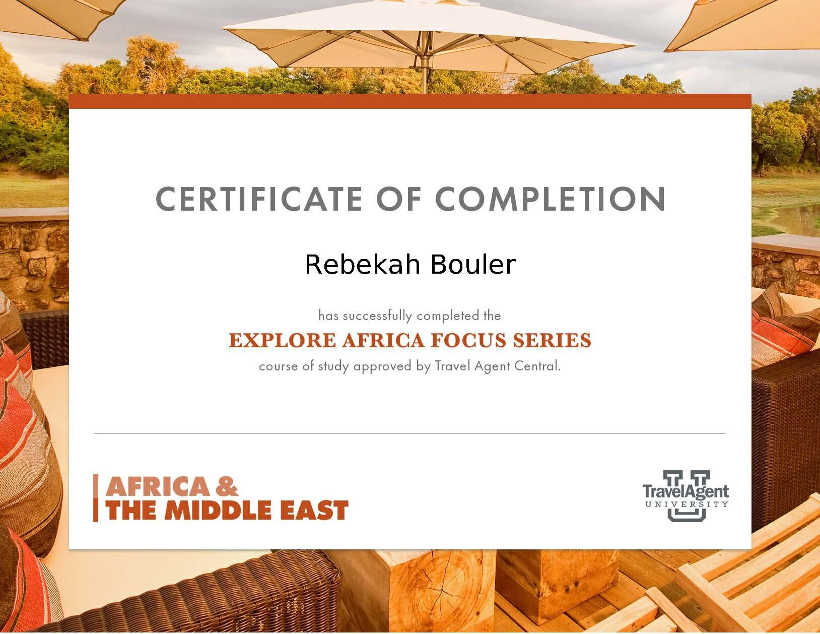 Africa and Middle East certificate.jpg