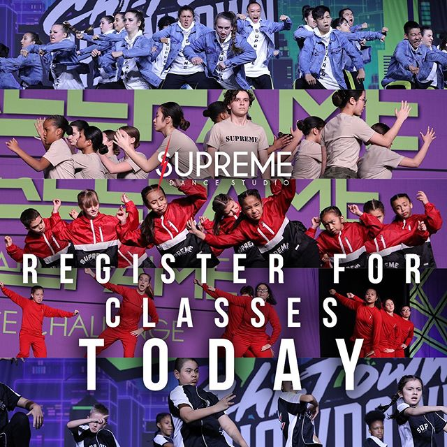 Thank you to everyone who joined us over the summer! We would like to remind everyone that we will be taking a small break this week but will start right back up on Tuesday Sept 3rd! This will be the beginning of the Supreme 2019/2020 Program and Competition season. Register for classes today and be a part of our amazing Family! #wearesupreme  #supremedancestudio #supreme #letsgo #skokie #chicago #dance #competition