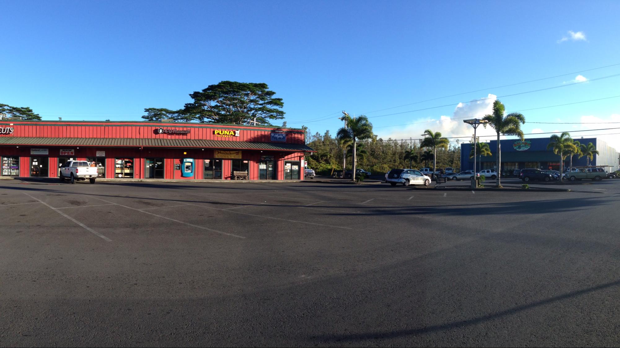 FORMER SITE OF Eyeland EyeDoc Pahoa, Pahoa Marketplace, Pahoa, Puna, Hawai`i