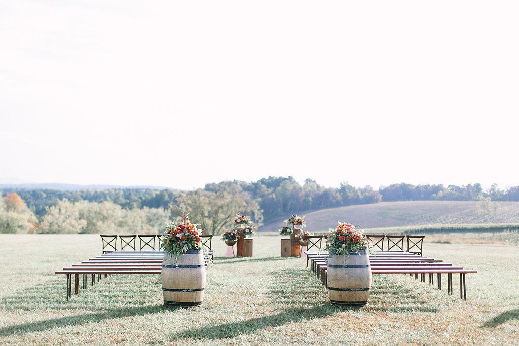 Erin + Greg  | Stone Tower Winery | Leesburg, VA