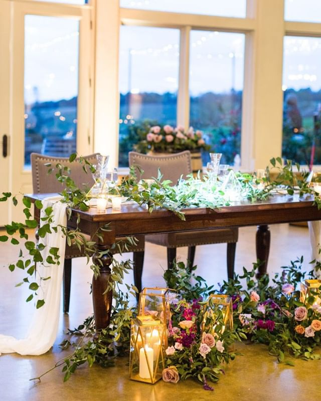 I just LOVE it when our designs are brought to life! Let's take a moment, shall we, to talk about this dreamy table for two that @amylaurenfloraldesign beautifully executed for S+ J's wedding at @stonetowerweddings!!! ⠀⠀⠀⠀⠀⠀⠀⠀⠀ —⠀⠀⠀⠀⠀⠀⠀⠀⠀ planning + design: @abeyoutifulfete   photo: @darlingphotographers   florals: @amylaurenfloraldesign   venue: @stonetowerweddings   dress: @whiteswanbridal   cake: @fleur.and.flour   hair + makeup: @gabby_and_martha_   lighting: @a2zmusicfactory   DJ: @partywithcuban   catering: @maineventcatrs ⠀⠀⠀⠀⠀⠀⠀⠀⠀ —⠀⠀⠀⠀⠀⠀⠀⠀⠀ #stonetowerweddings #imengaged #weddingday #ilovemyjob #simplicity #weddingwednesday #leesburgwedding #luxuryweddings #stylemepretty #flowersofinstagram #swoonworthy #romanticwedding #dceventplanner #bestdayever #floralanddesign #greenery #sweethearttable #dcweddingplanner #winerywedding #receptiondetails #bestoftheday #washingtonianweddings #bossbabe #flashesofdelight #abeyoutifulfete #abfexperience #leesburgweddingplanner #ittakesavillage #collaboration #teamworkmakesthedreamwork