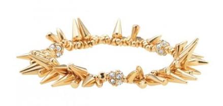 Stella & Dot Renegade Cluster Bracelet