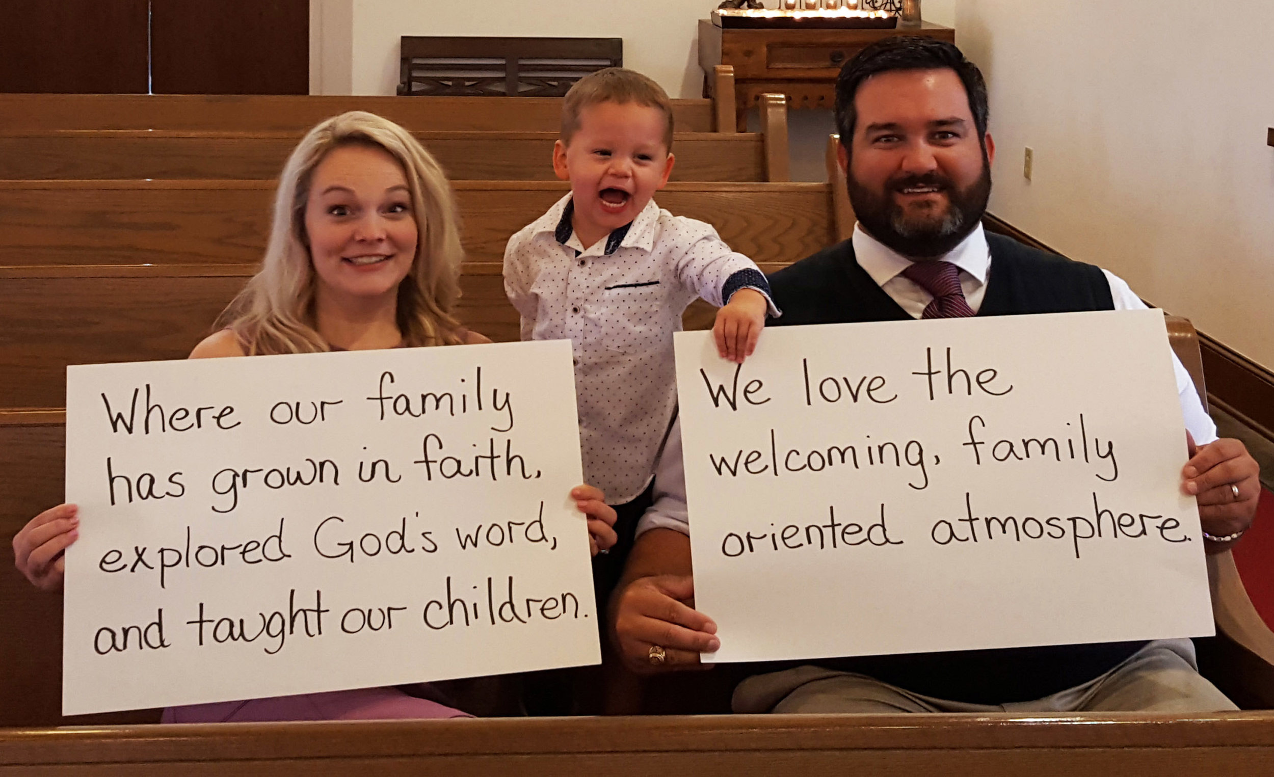What St. Paul church means to our members