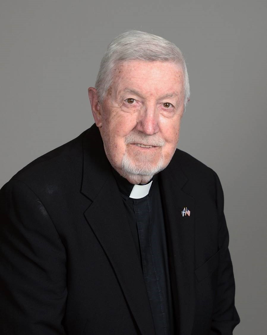 Fr. Jerry E. Hill, Assisting Priest