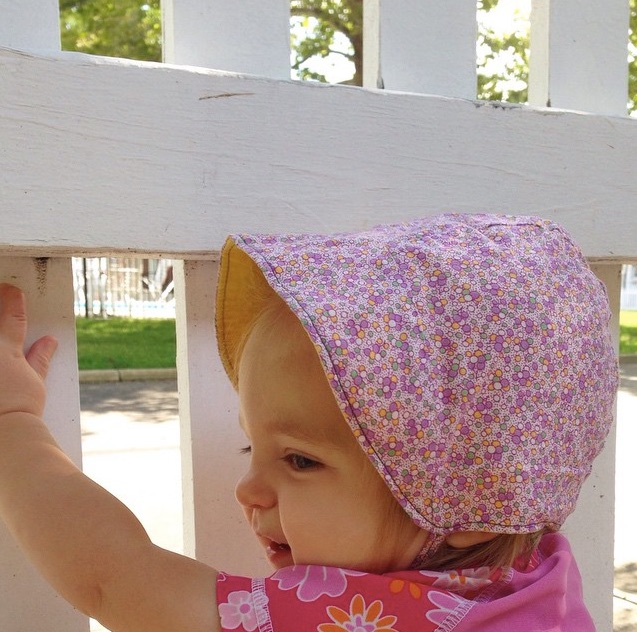 purl bee baby sunbonnet