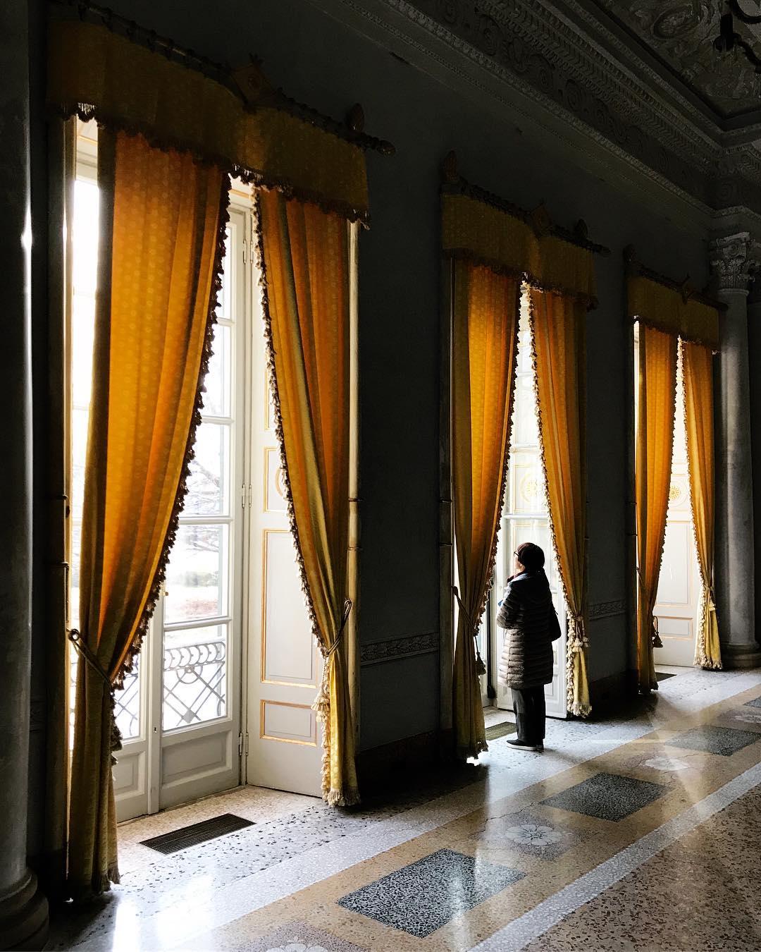 Villa Panza, Milan, Italy
