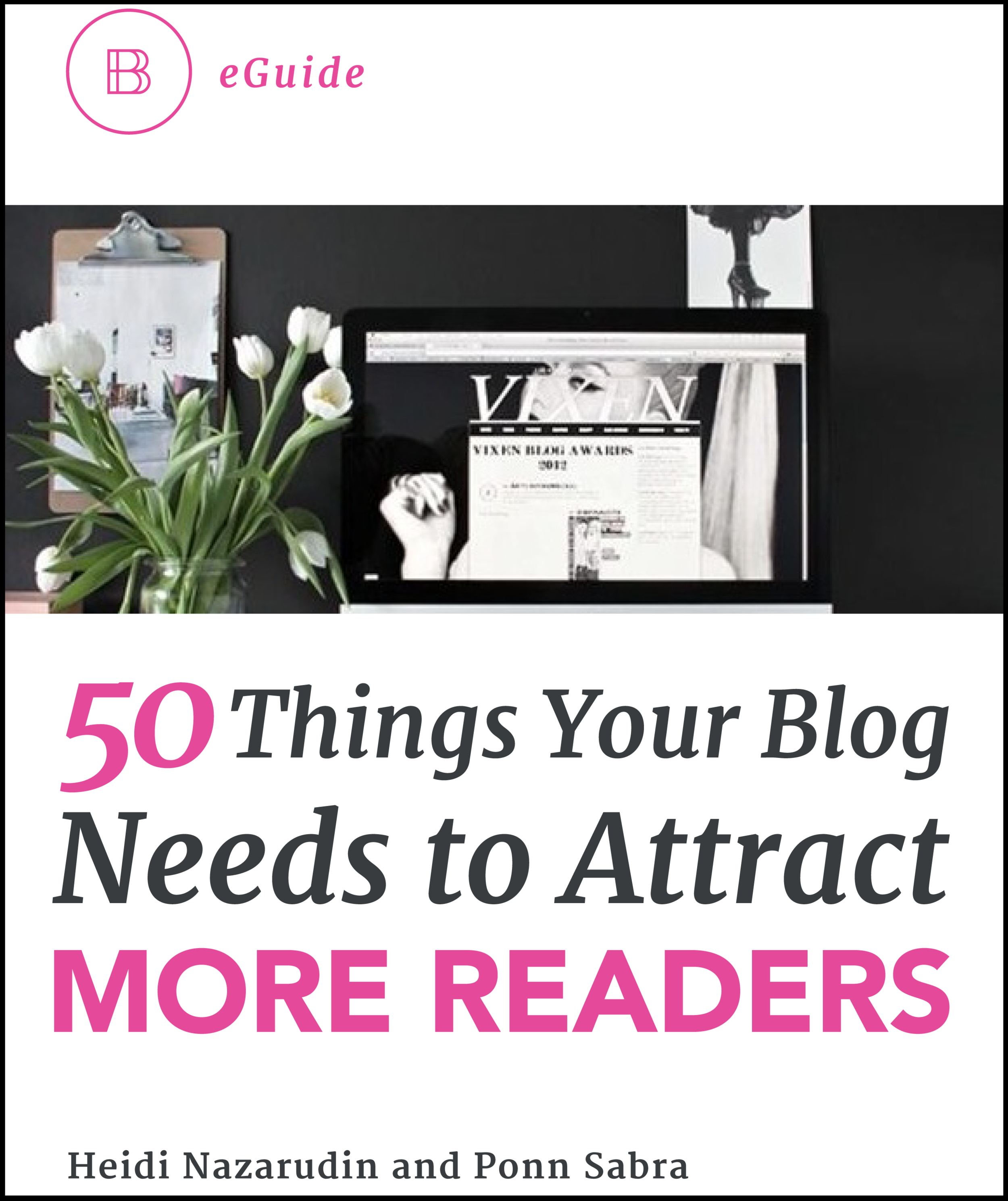 50 Things Your Blog Needs to Attract New Readers by Blogger Babes via randomlittlefaves.com