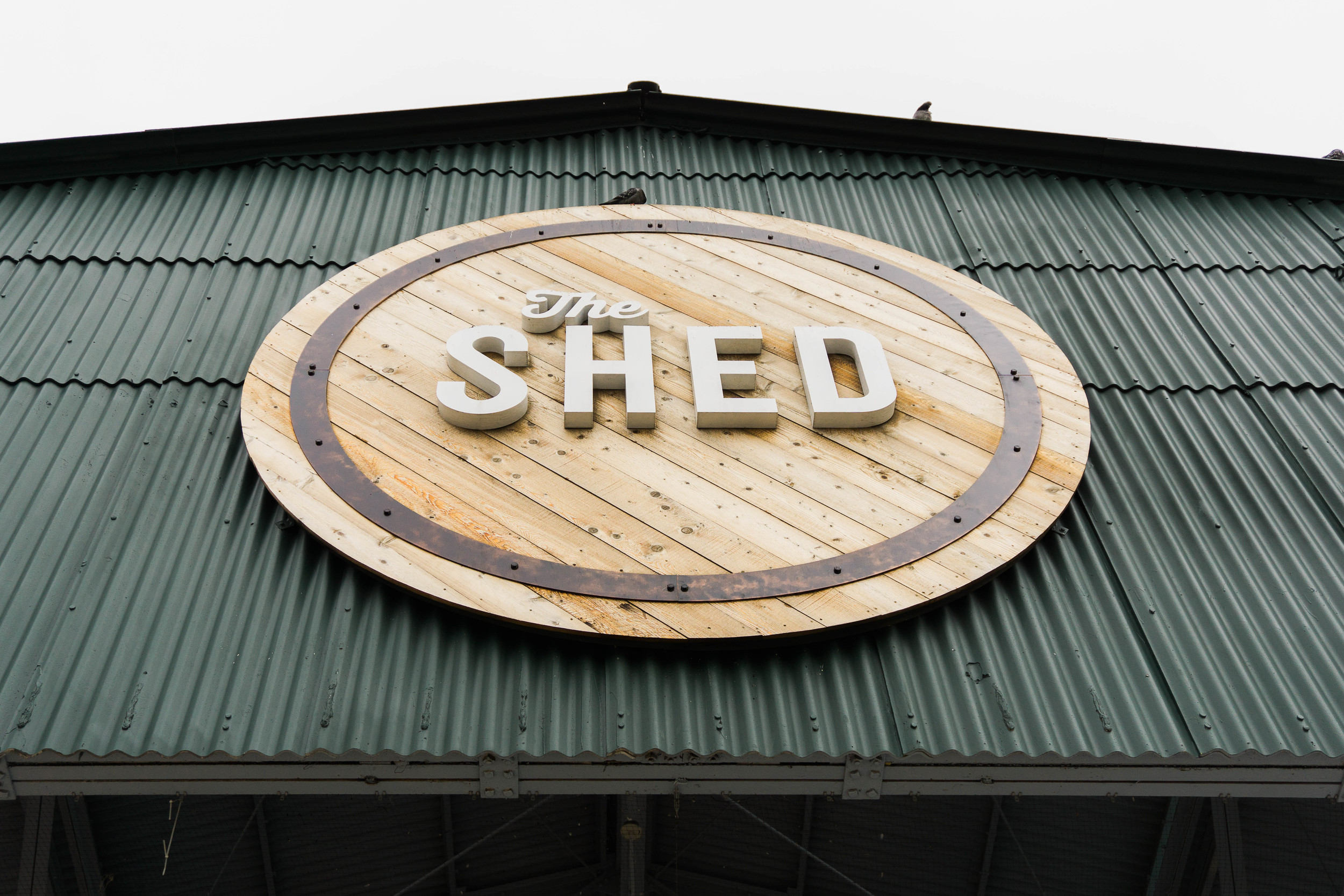 The Shed at the Dallas Farmer's Market