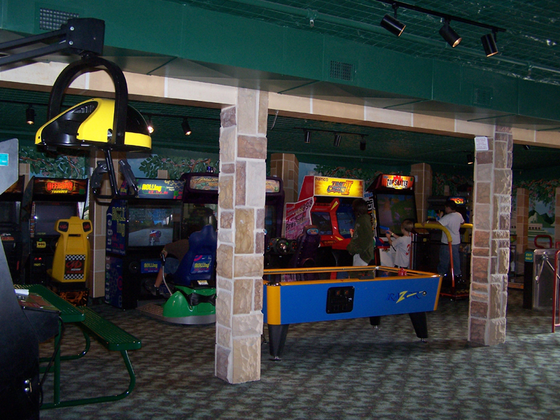 Copy of Video Game Arcade