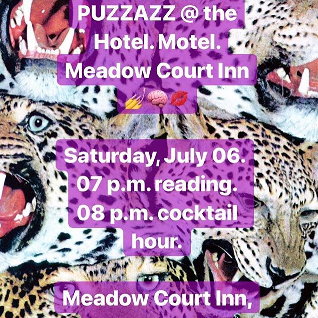Puzzazz Party tonight!!! Come out to the Meadow Court Inn or text me for more details