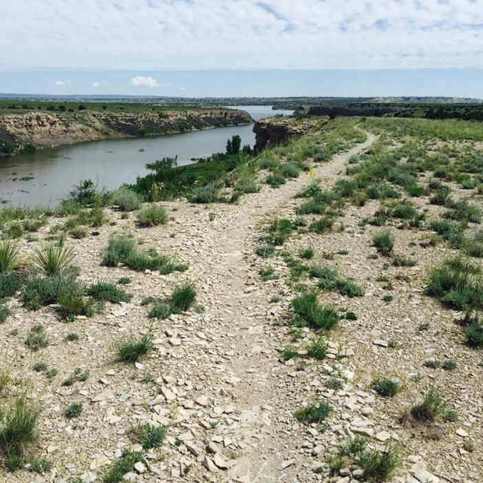 Outer Limits Trail at Lake Pueblo State Park