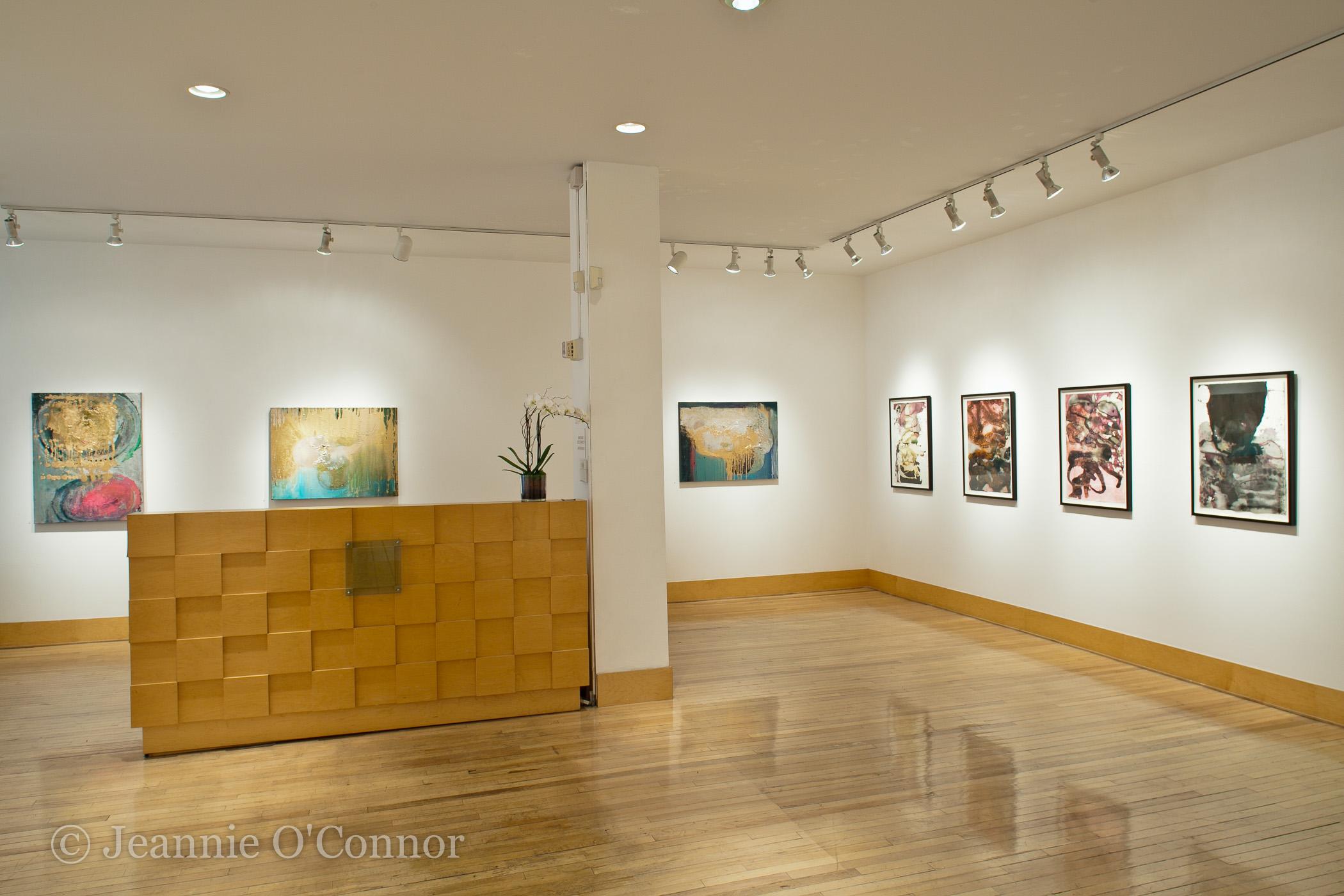 Installation, Toomey-Tourell Gallery