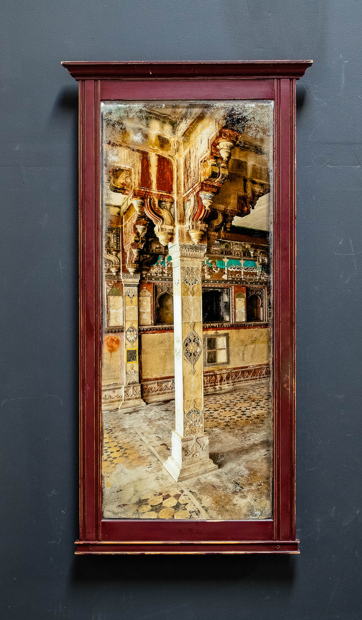 Pillar, Bundi Palace