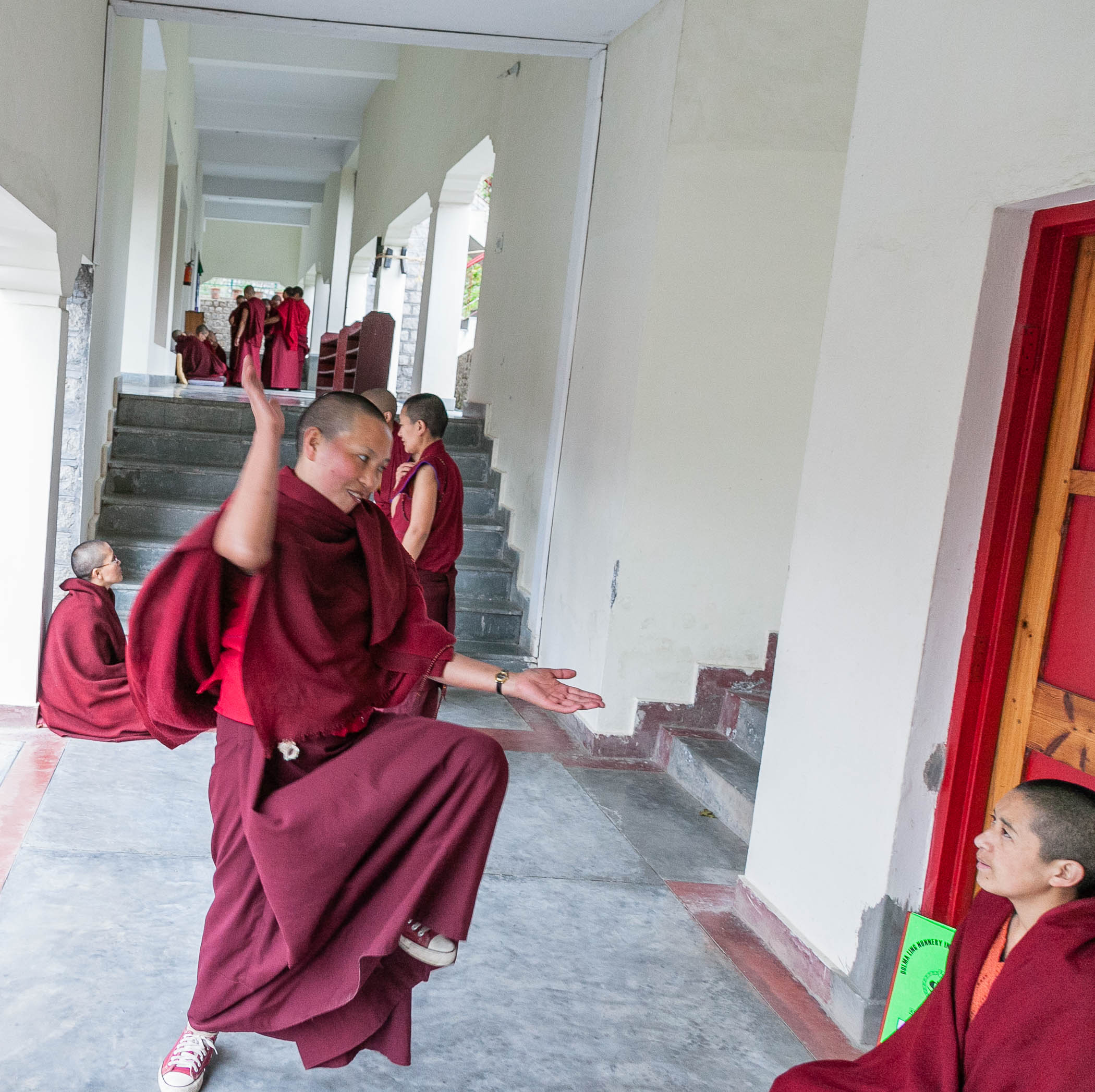 Debating the Dharma