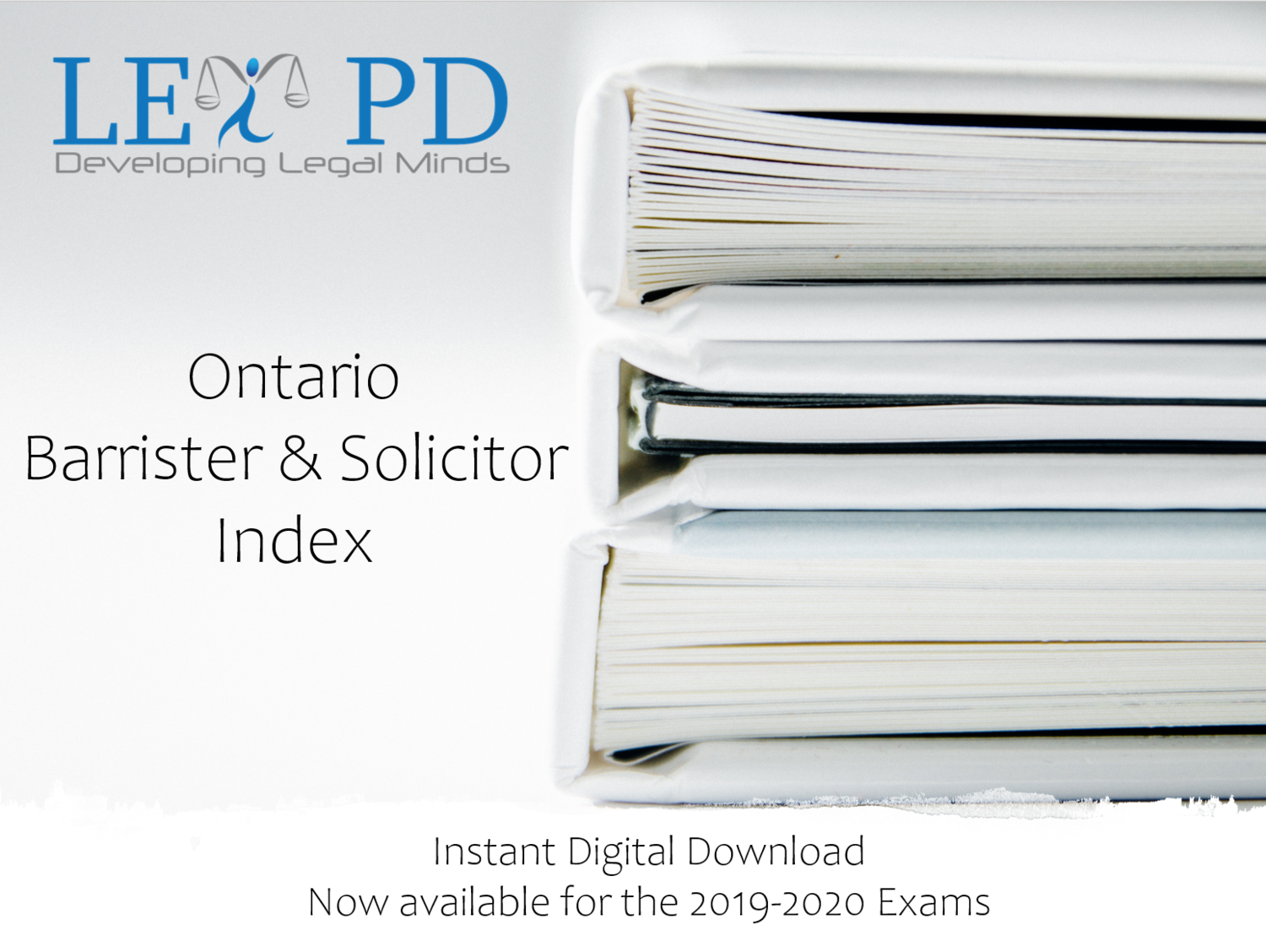 NCA Tutor™ - Ontario Barrister and Solicitor Indices 2019-2020