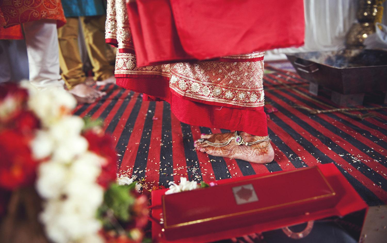 bride anklets