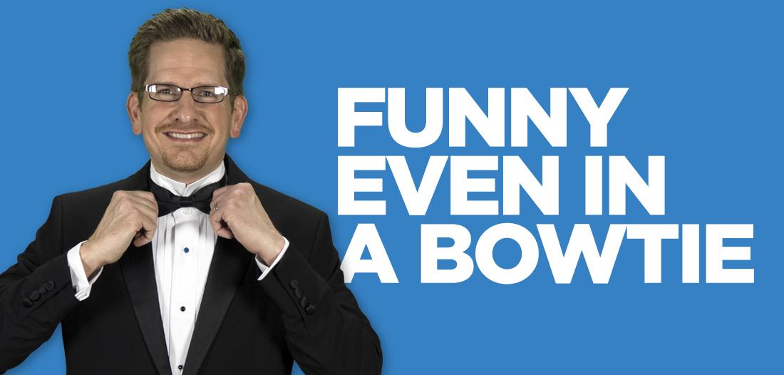 Proven Corporate Comedian